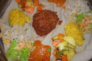 Kategna piatto tipoco Etiope