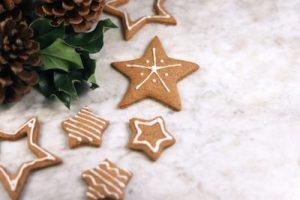Alfajores de Maizena: biscotti con mais d'avena tagliati in varie forme