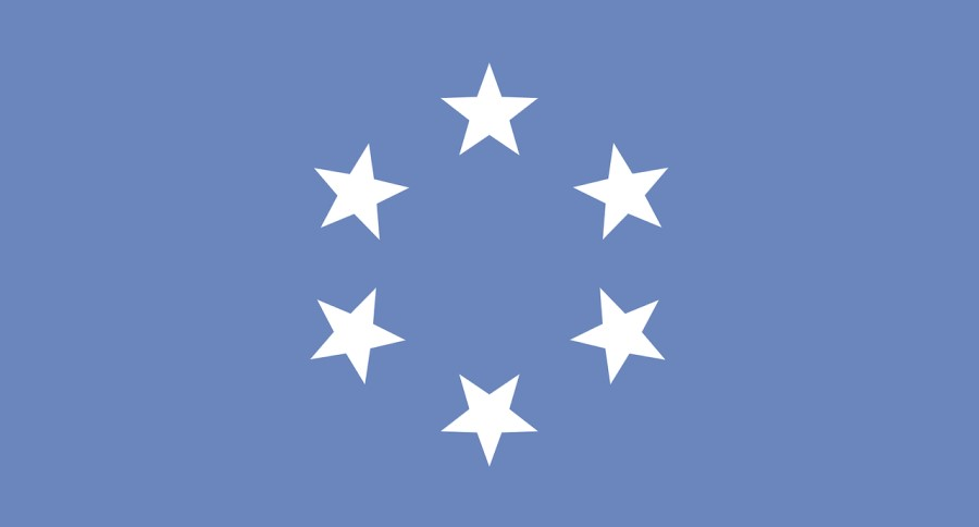 bandiera isole del pacifico