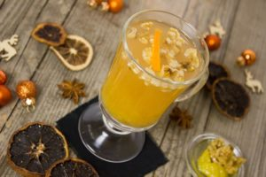 Bevanda all'arancia ananas