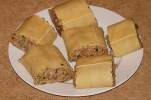 Kibbe Batata Casseruola di manzo