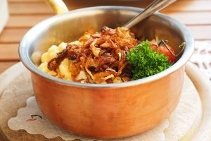 Noodle Pudding