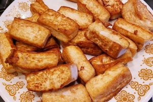 Pisang Goreng Fried Banana Cakes