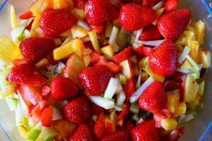 Rujak Spicy Fruit Salad