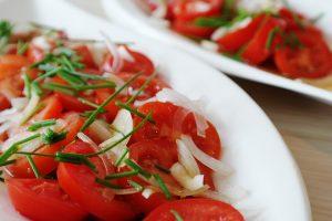Tamatar Salat insalata di pomodori saporiti