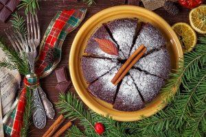 Torta di Natale irlandese