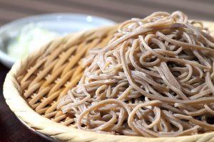 Yaki-Soba noodles fritti