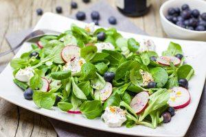 insalata di ravanelli