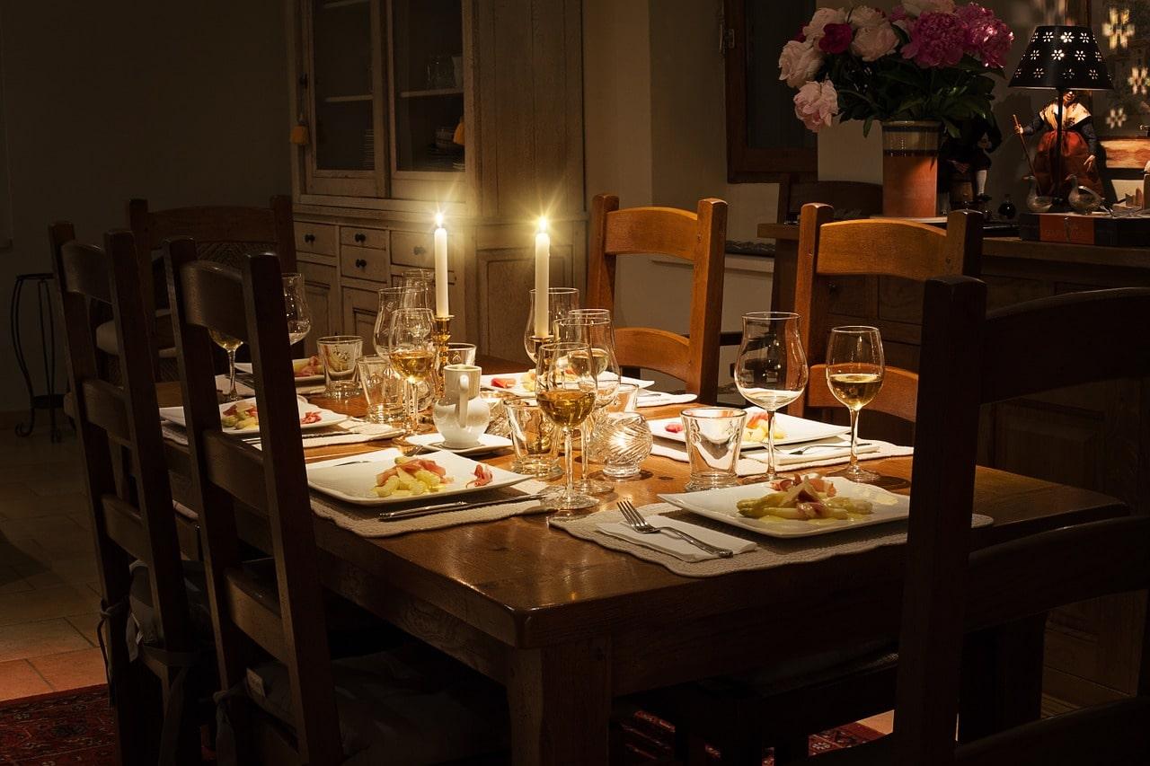 Come affronatre la prima cena con i suoi genitori