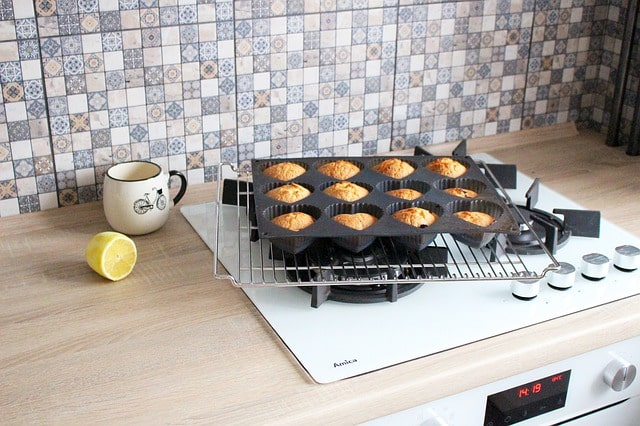 cucinare in sicurezza